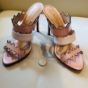 Aperlai slip on sandal